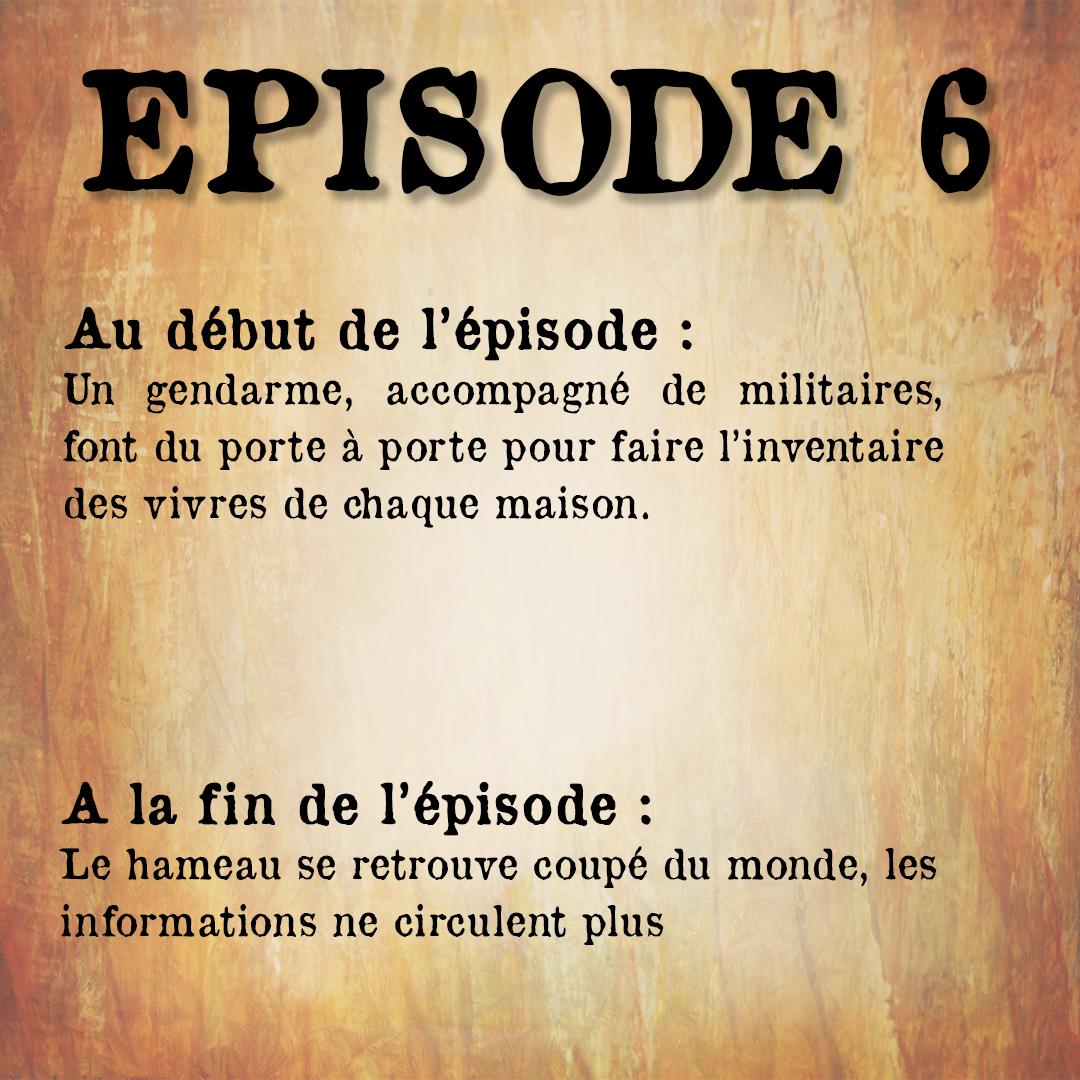 épisode 6